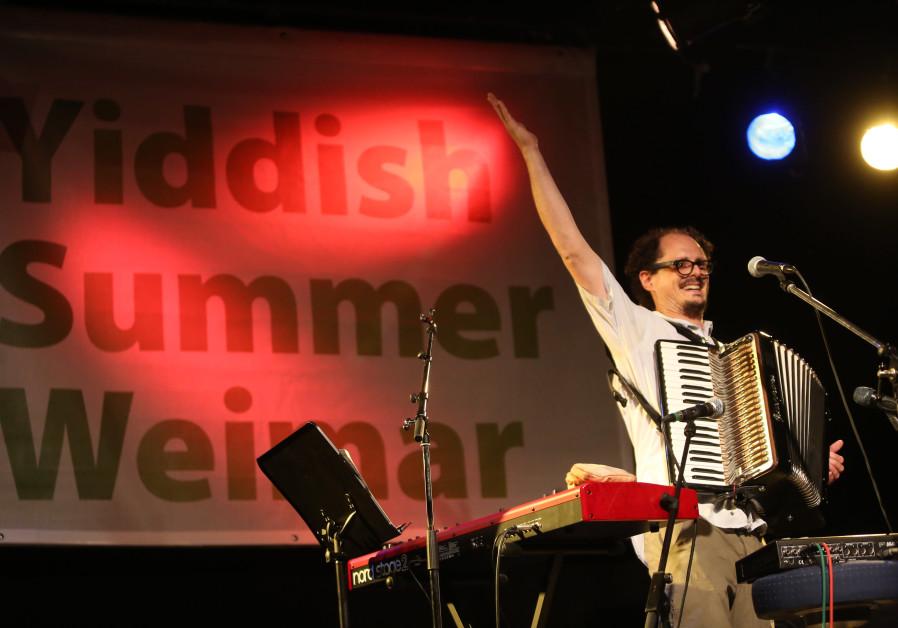 SoCalled at Yiddish Summer Weimar.
