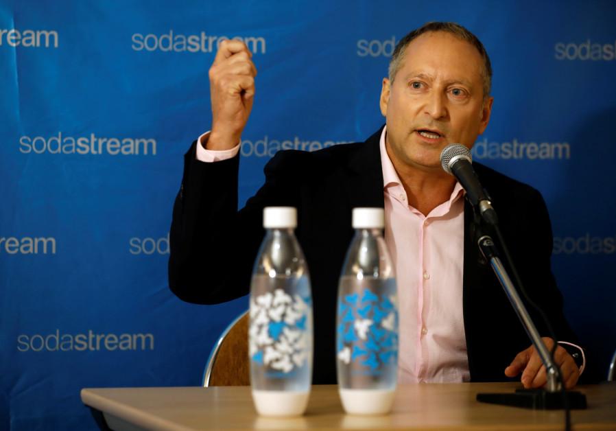 SodaStream CEO Daniel Birnbaum to step down, serve as chairman