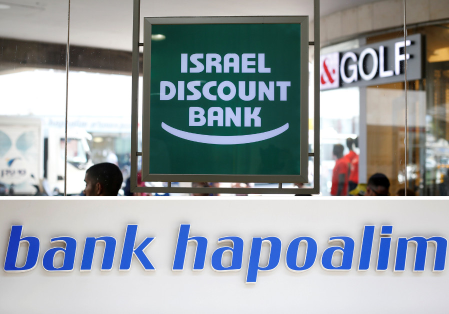 Israel banks Hapoalim and Discount name new CEOs