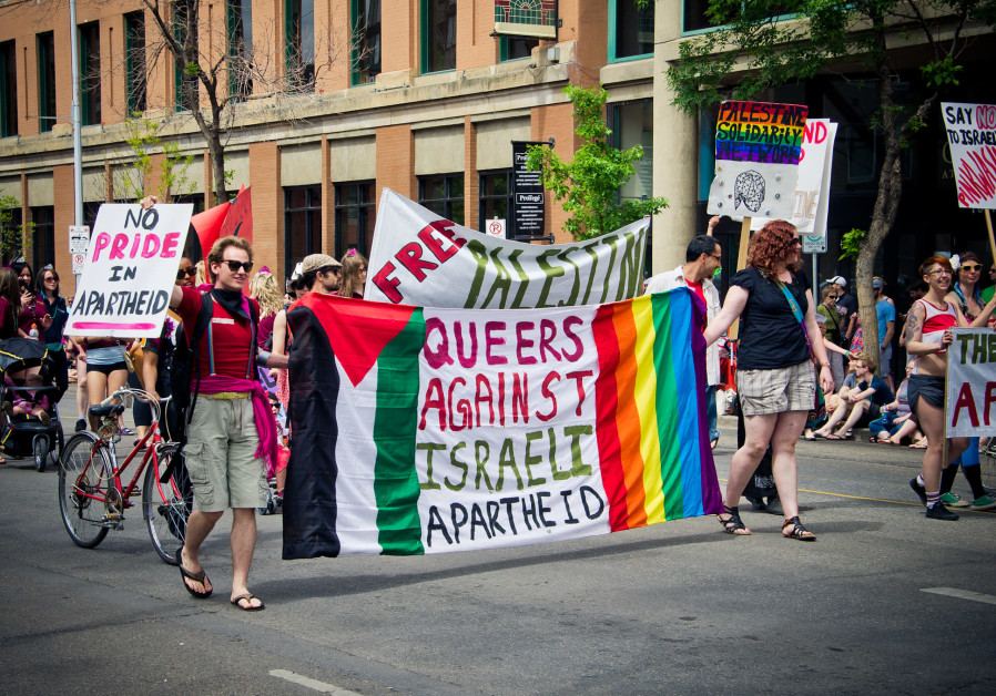 Gay conversion therapy's a problem, but apartheid Israel is just fine - analysis