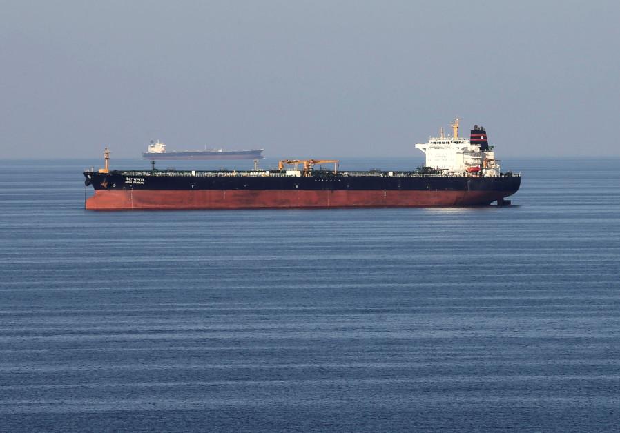 Iran`s IRGC seizes South Korean tanker in naval piracy