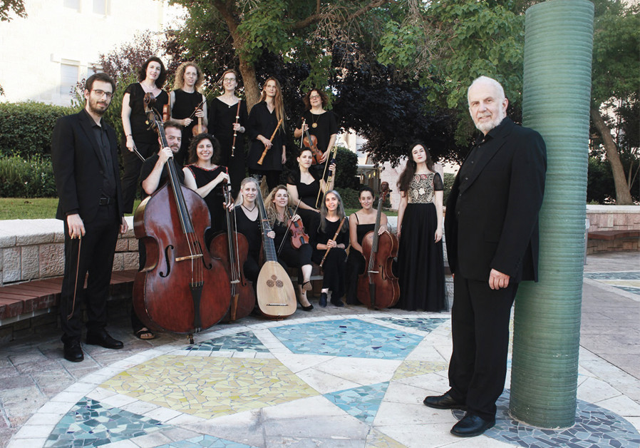 Baroque music by the dozen