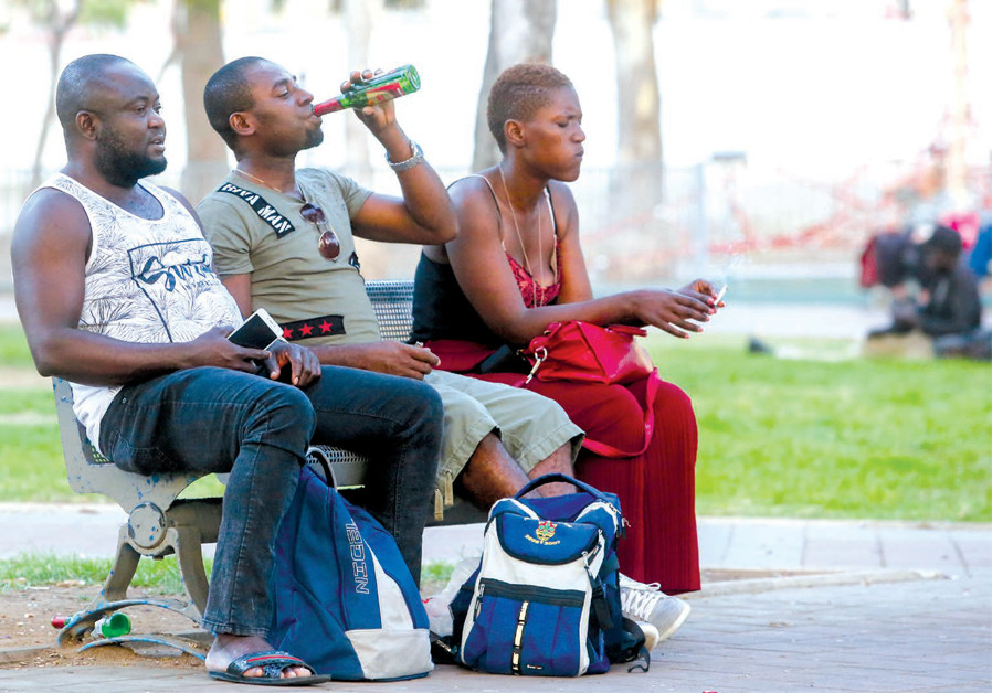 African migrants to Israel: Detain, deport or ignore their existence?