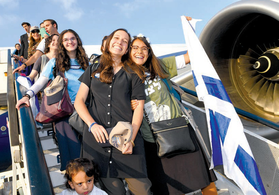 Young professionals on the move with Nefesh B'Nefesh