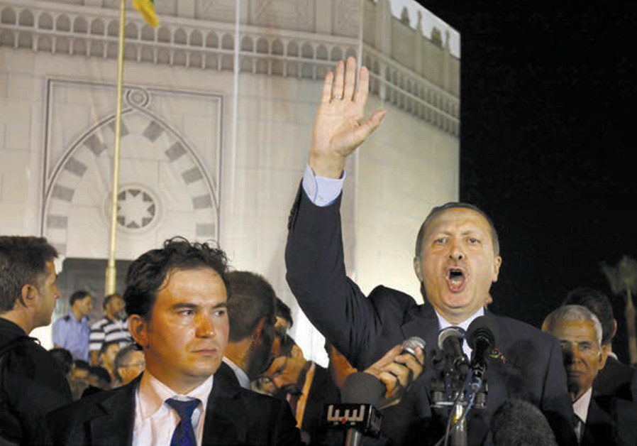 Voices from the Arab Press: LIBYA AND THE TURKISH OCCUPIER