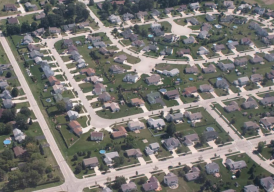 Book review: Thinking of suburbs as radical
