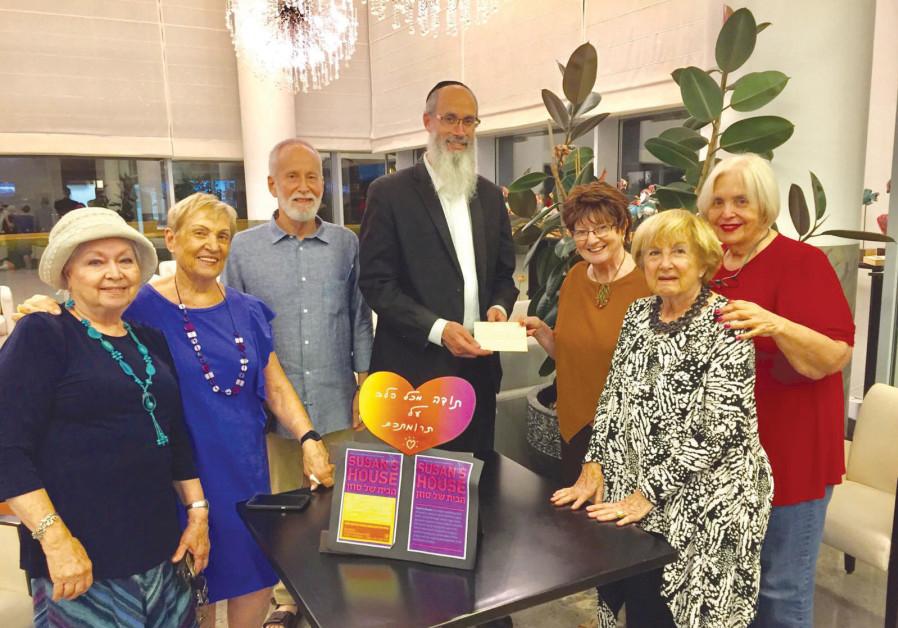 PROTEA HILLS Charity Bazaar Committee (left to right): Jedidija Gross, Miriam Yankelevich, Hannan So