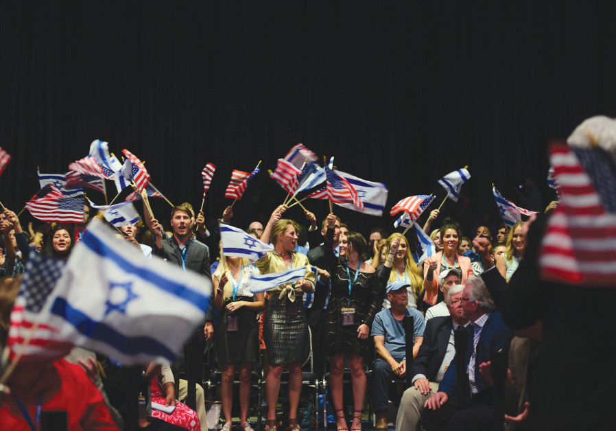 SOME OF THE thousands of Christian supporters of Israel at the CUFI Summit in Washington last week.
