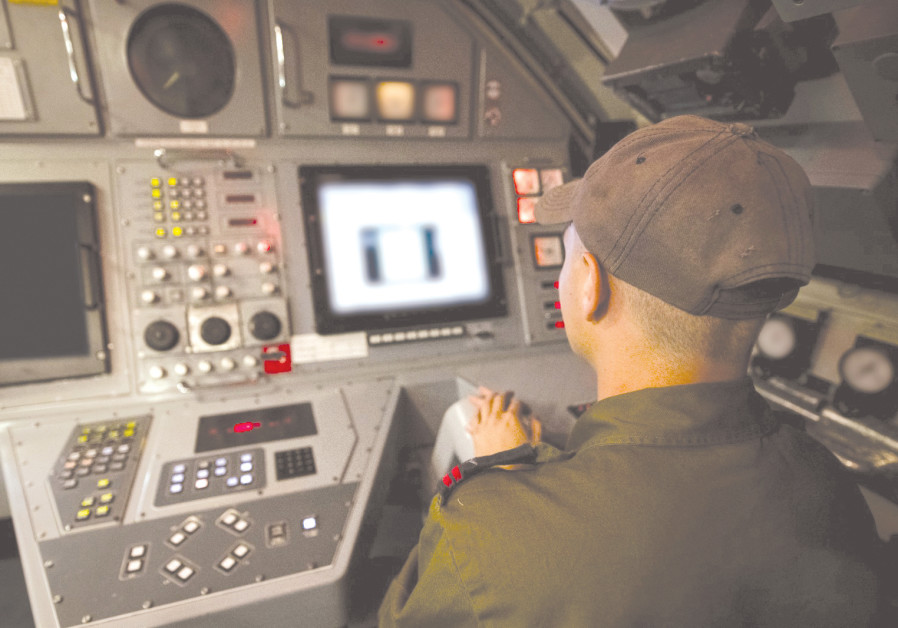 Military Affairs: The simulators training the next generation of navy off