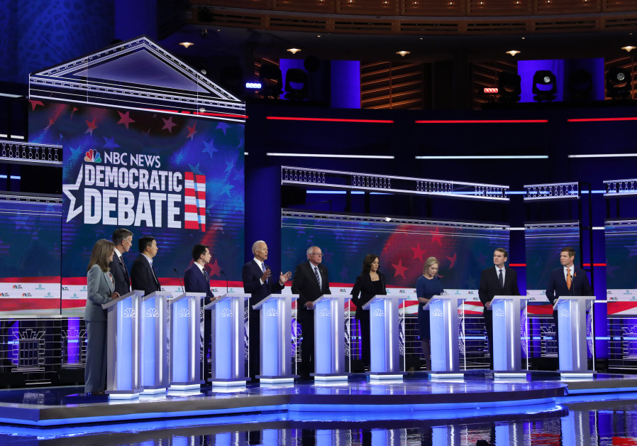 Second 2020 U.S. Democratic debate to feature Biden-Harris rematch