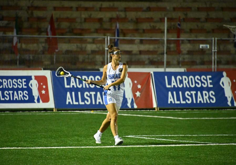 Host-country Israel defeats Ireland in Women's European Lacrosse Championship
