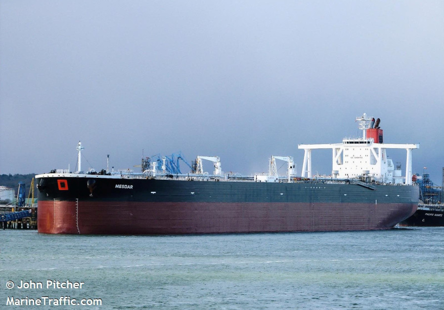 UK calls seizure of ship a 'hostile act'; Iran releases video of capture - watch