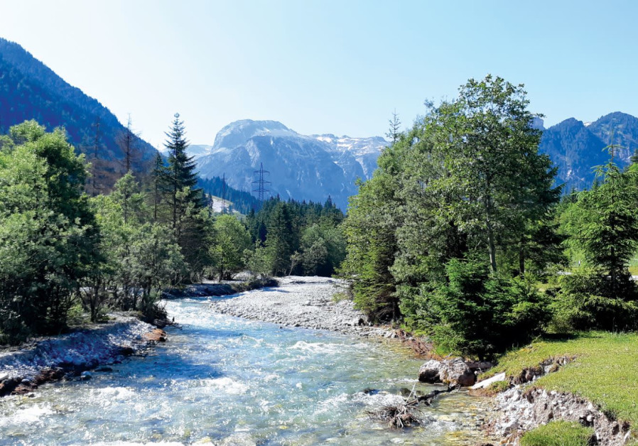 THE RIVER Enns, Jagersee Lake and the view from Hohensalzburg Fortress are among the enchanting sigh