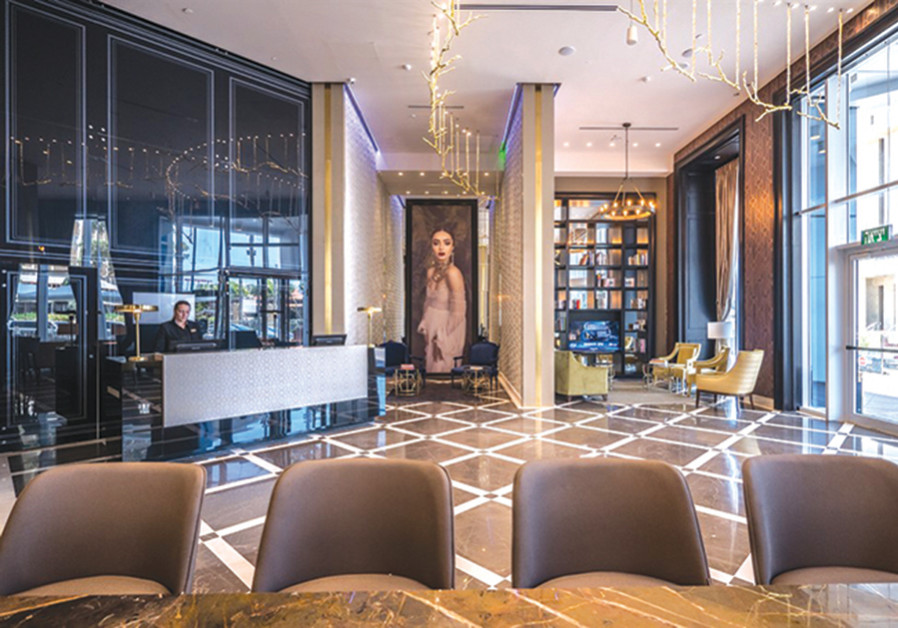 THE DAVID TOWER – elegance with a Turkish accent.