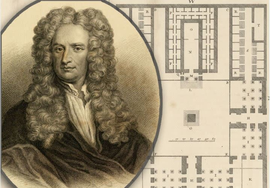 The little known fascination Newton had with the Jewish Temple