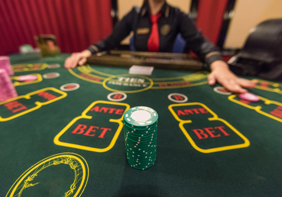 Casino industry and tourism growth