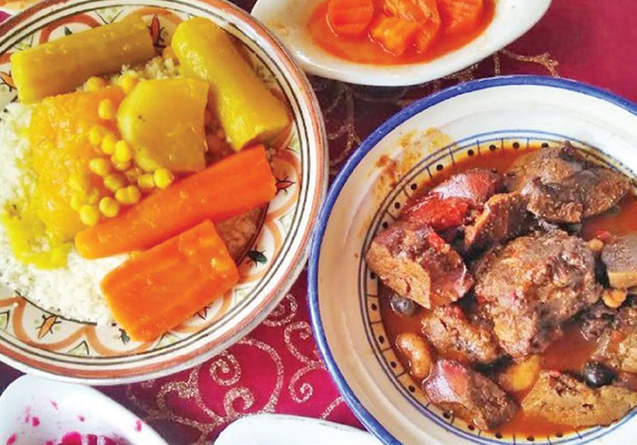 Return to Marrakesh