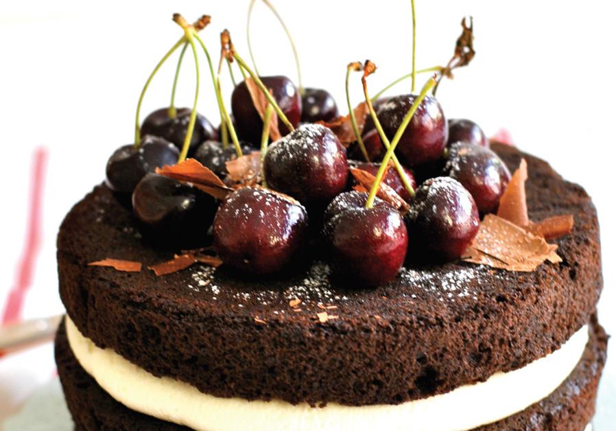 Stunning chocolate cake recipe