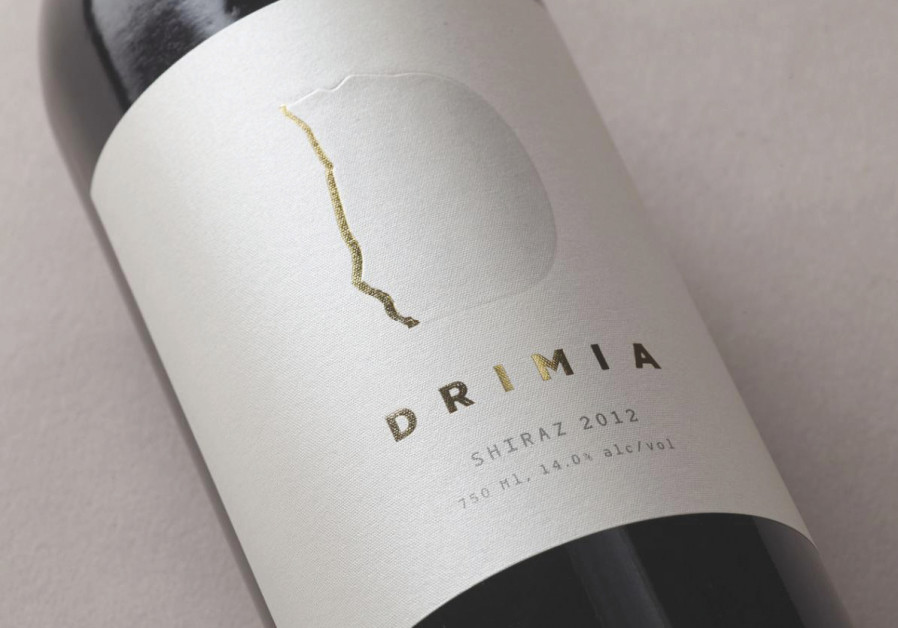 DRIMIA WINERY'S Shiraz –  spicy and well-crafted.