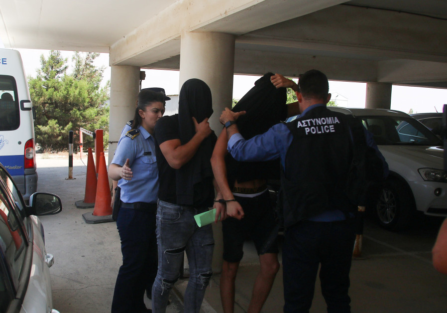 Cyprus Releases Israelis Accused of Gang Rape, Accuser Arrested