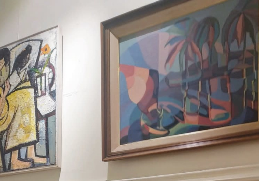 Art Review: ZOA American Zionist House