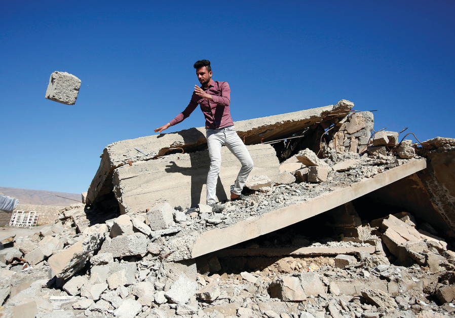The Syrian stumbling block