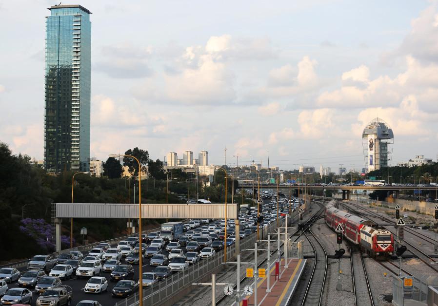 Israeli congestion increases cancer risk – Israel News – tocuz