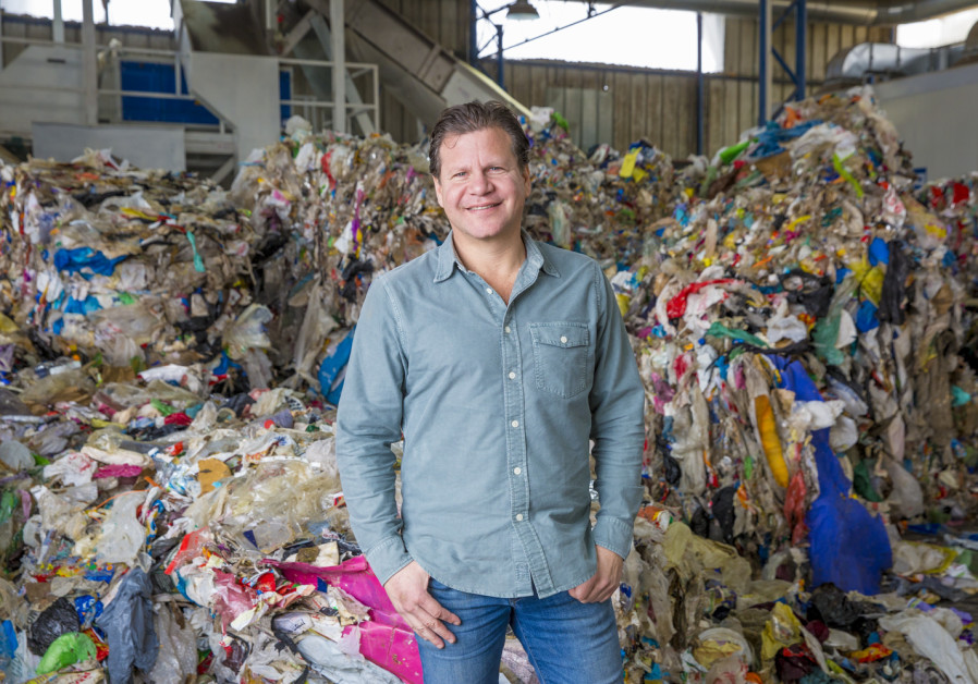 Israeli recycling technology aims to revolutionize global waste