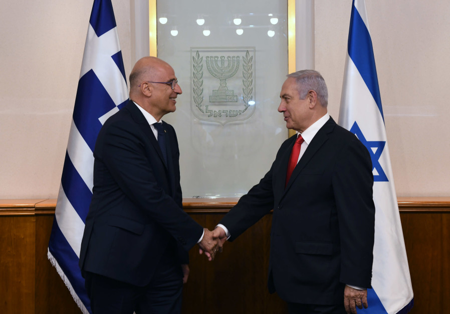 Greek foreign minister: Israel must understand our problems with Turkey