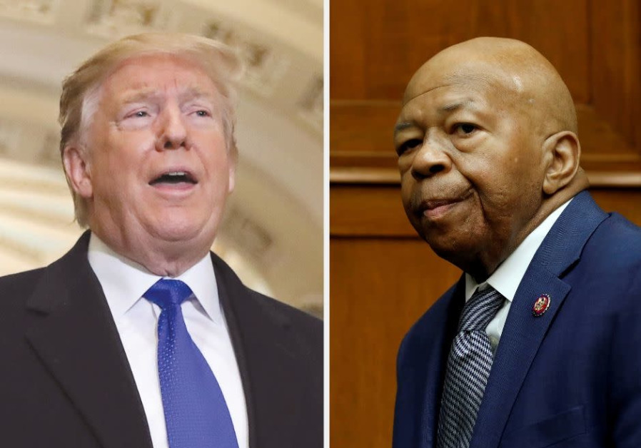 Trump's aide: Comments on Cummings hyperbole, not racism