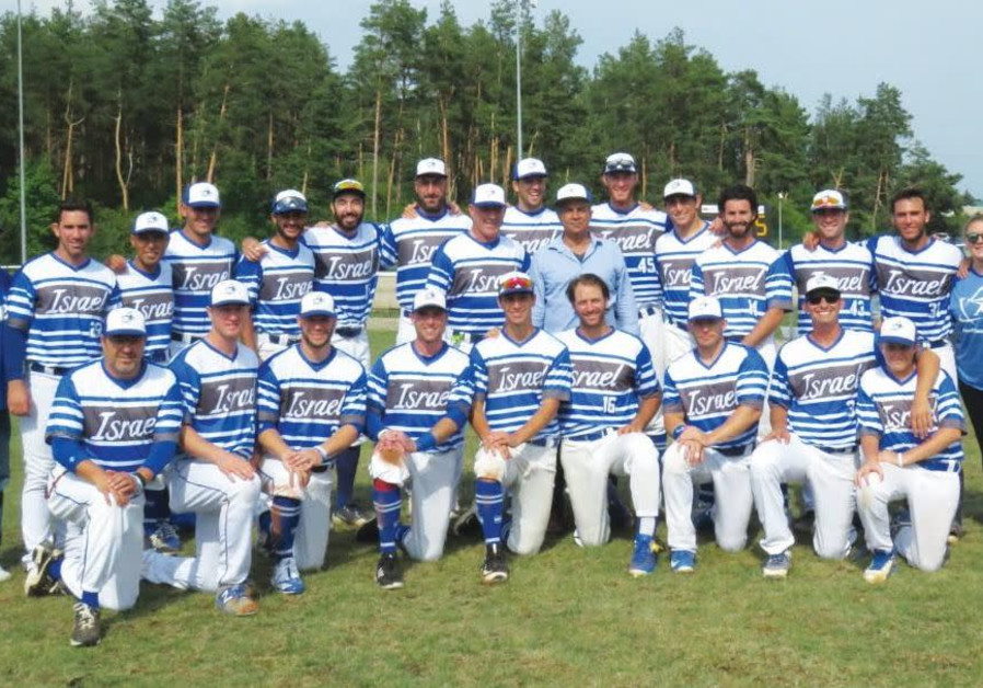 TEAM ISRAEL has been on a torrid streak, winning all eight B Pool games it has played over the past