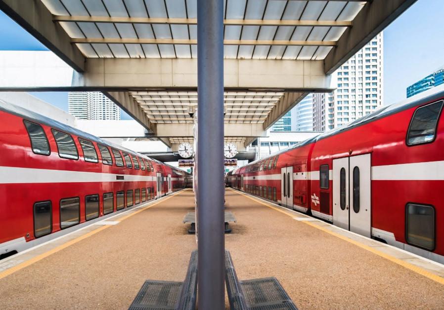Israel Railways trains