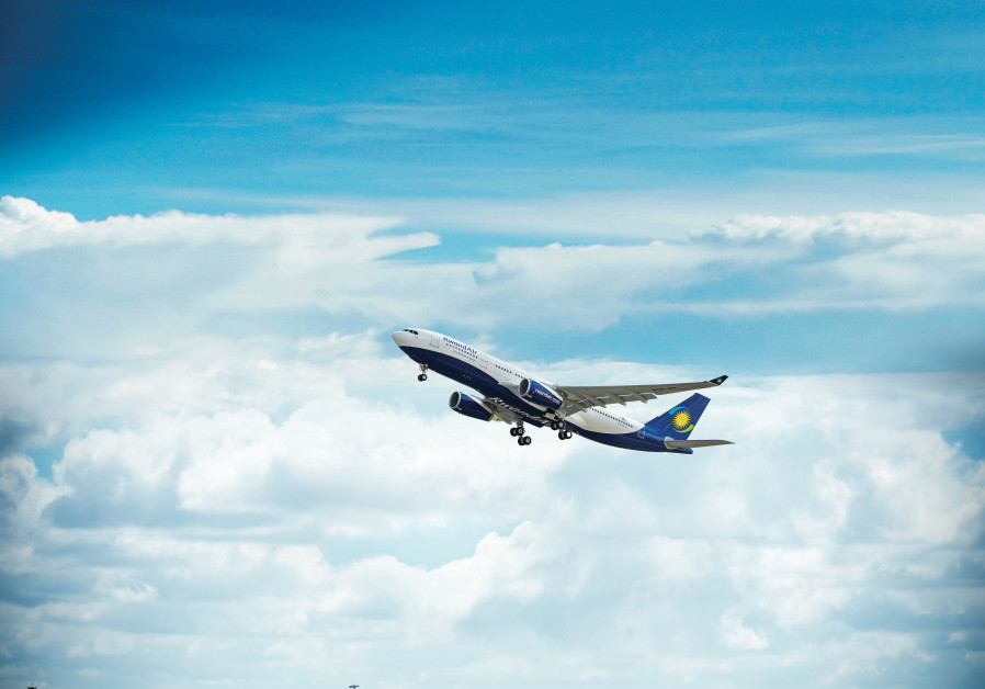 About RwandAir