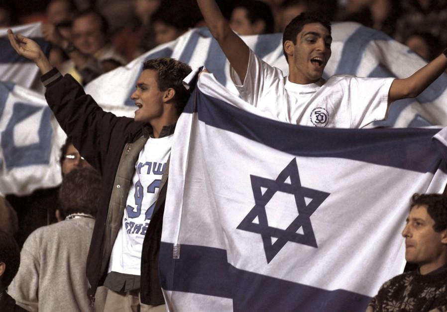 Israeli flags will be waving proudly when Maccabi Haifa hosts Strasbourg in Europa League qualifying