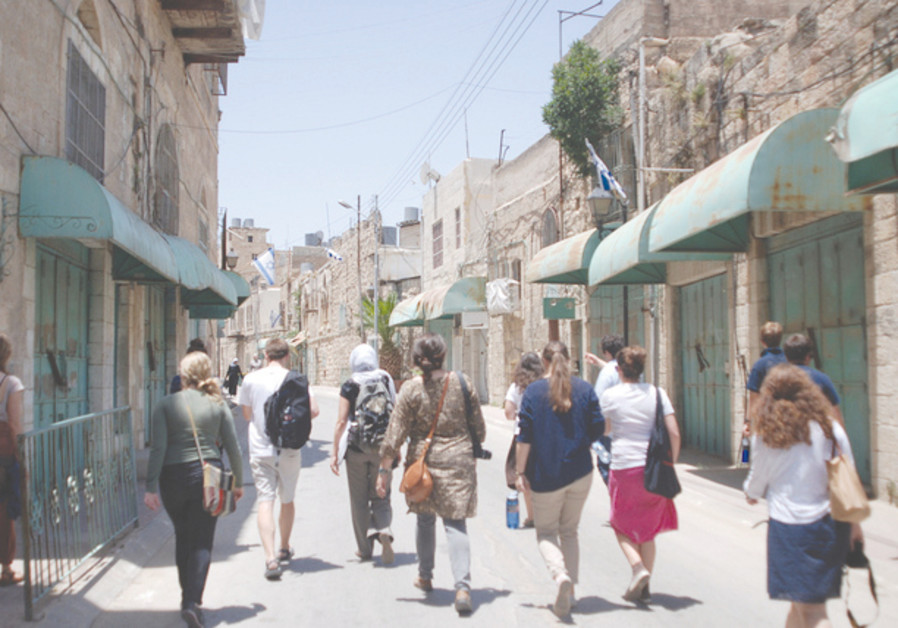'WHAT SET 'Let Our People Know' apart from my Birthright trip was the impossibility of looking away