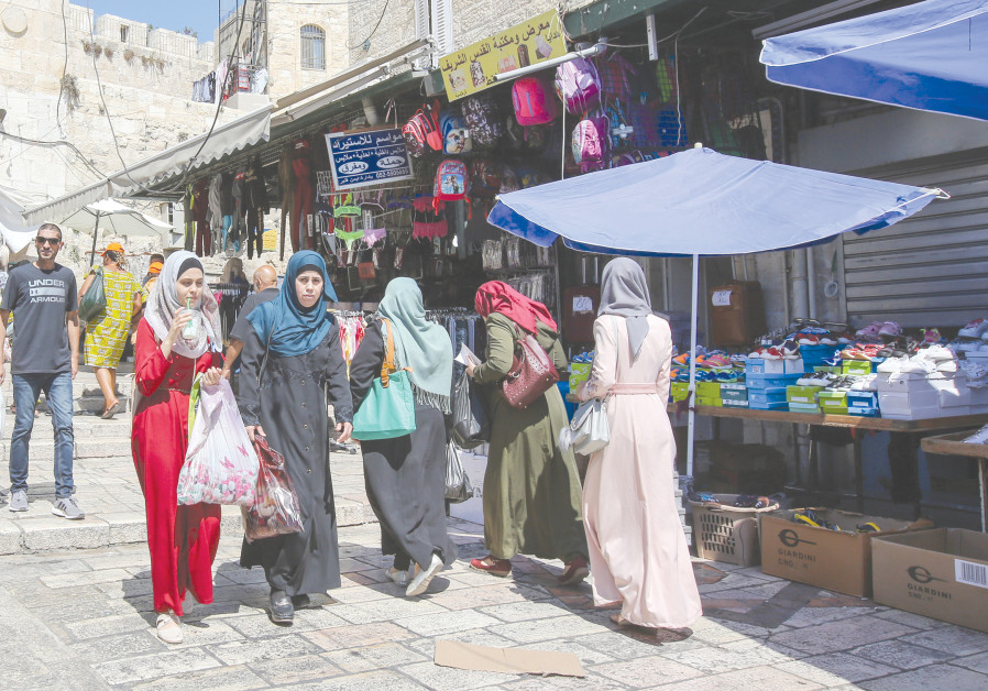 ONE OUT OF four women in the Arab community have faced verbal or physical violence in the past year.