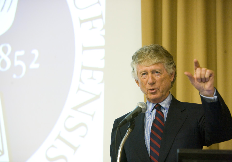 'Internment camps? Yes. Concentration camps? No,' says Ted Koppel