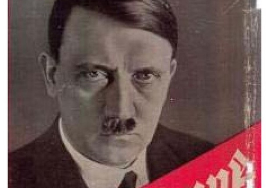 Amazon sells 'Mein Kampf,' other items encouraging hate - ADL report