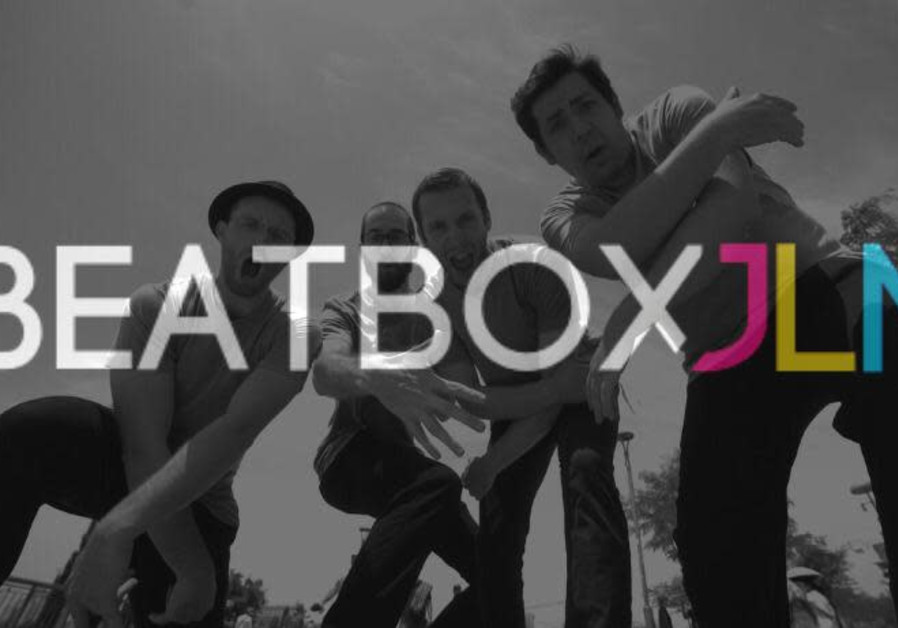 Four men come together to form Israel's newest beatboxing group