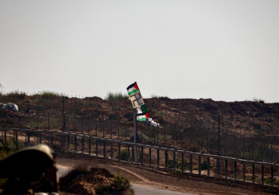 Hamas condemns swastika flag, says Nazi imagery betrays its 'just cause'