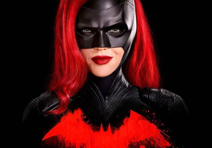 Batwoman is vengeance, she is the night and she's Jewish