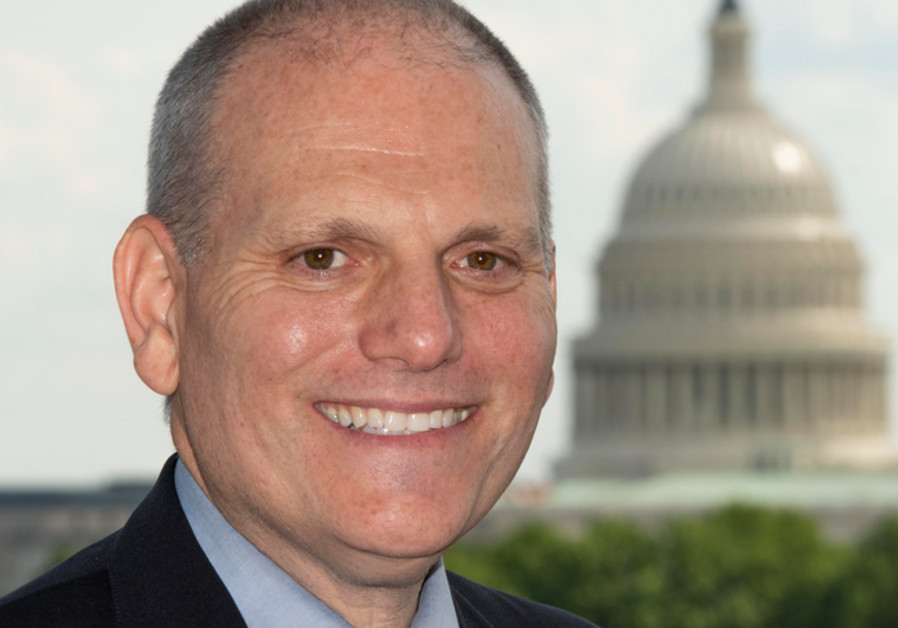 William Daroff, next CEO of the Council of Presidents of Major American Jewish Organizations