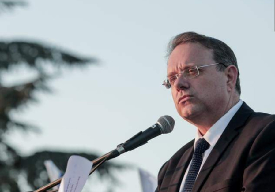 World Zionist Organization vice chairman Yaakov Hagoel