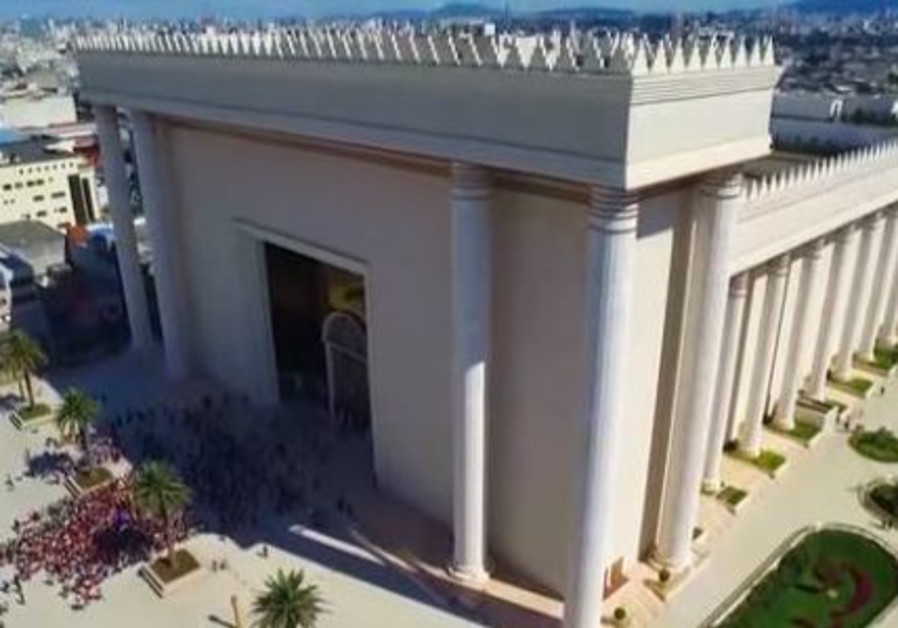 'Solomon's Temple' church in Brazil to house Holocaust museum.