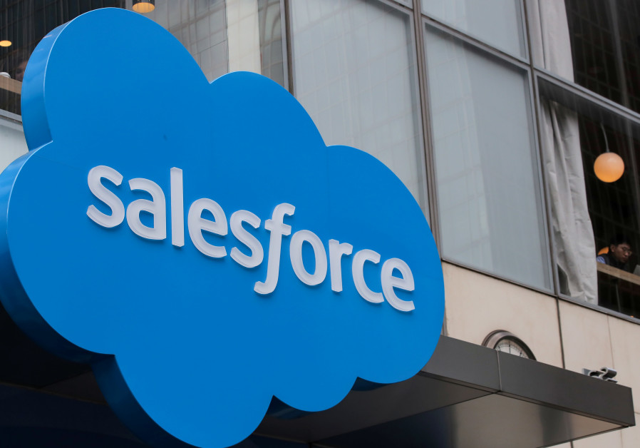 Salesforce to buy Israel's ClickSoftware for $1.35 billion