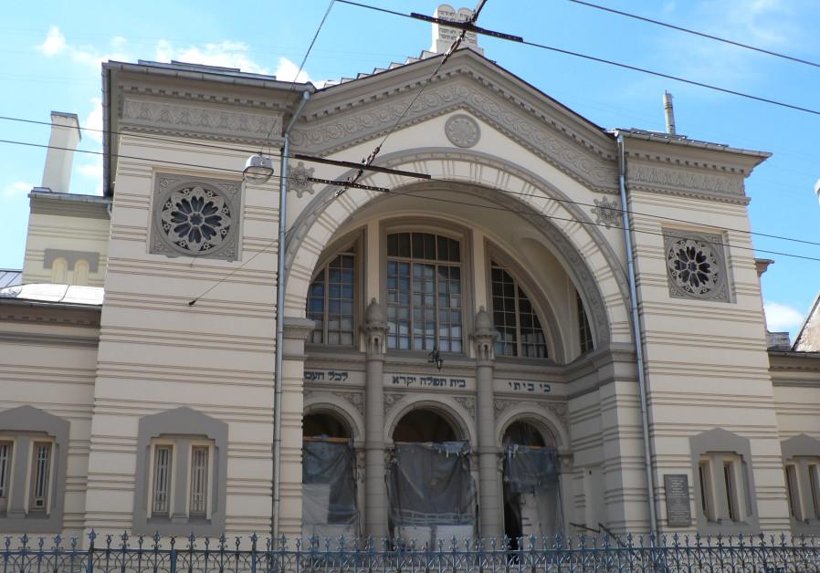 210 shuls built, renovated in 5779