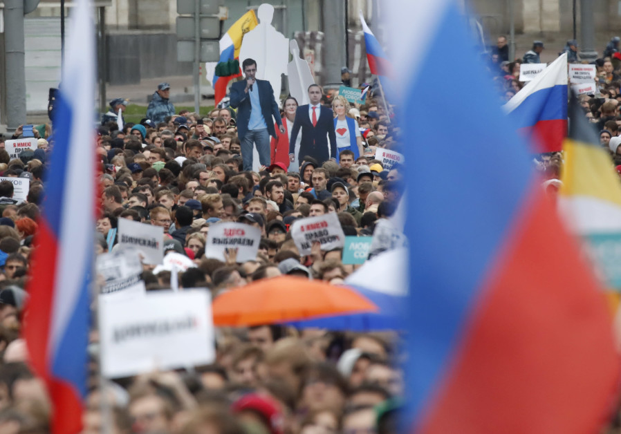 Putin VS YouTube? Google warned not to place mass protests online