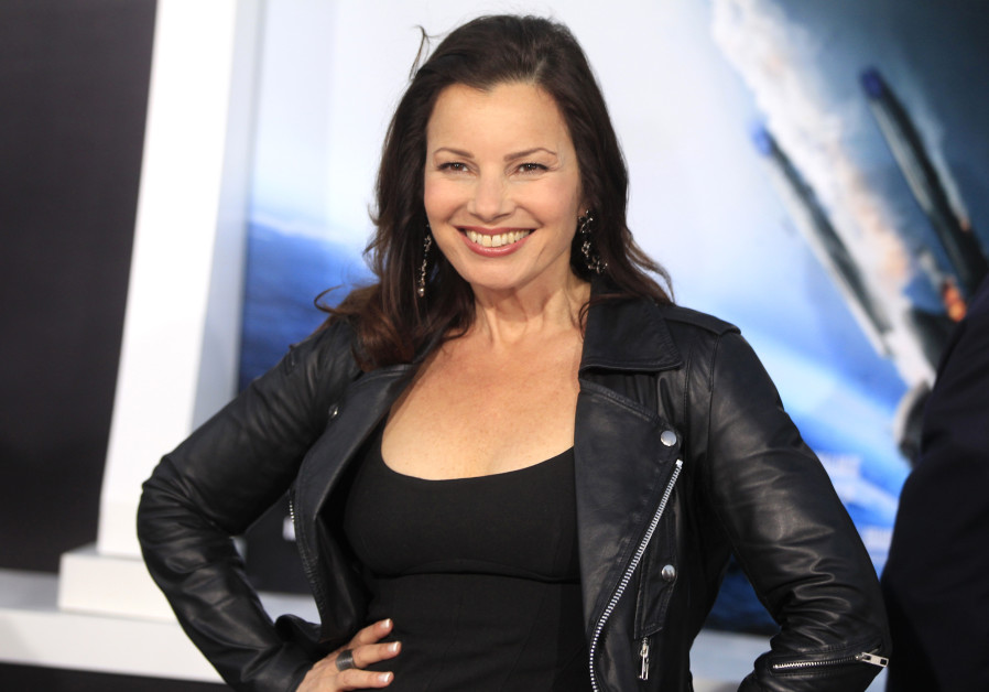 Fran Drescher, aka The Nanny, opens up to i24NEWS about playing a TV Jew