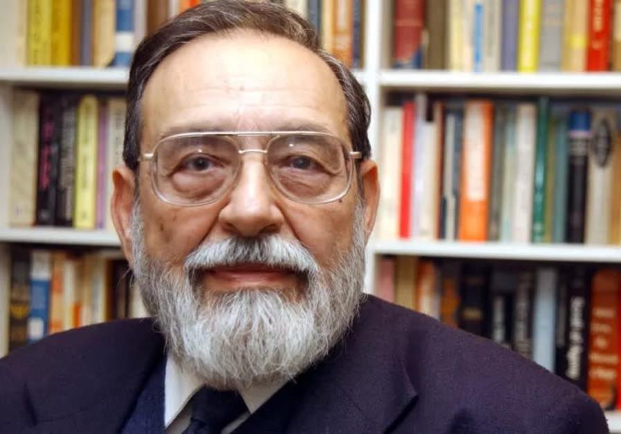 Beacon of Masorti Judaism, Rabbi Reuven Hammer, dies at 86