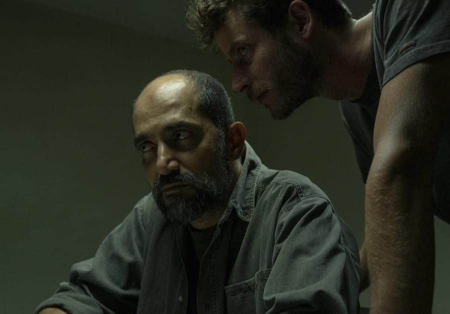 "Shlomi Elkabetz in the new HBO series ""Our Boys"" (Credit: HBO)"